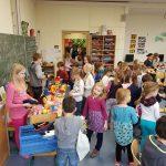 Langjährige Tradition – wieder ein erfolgreicher Osterbasar an unserer Schule