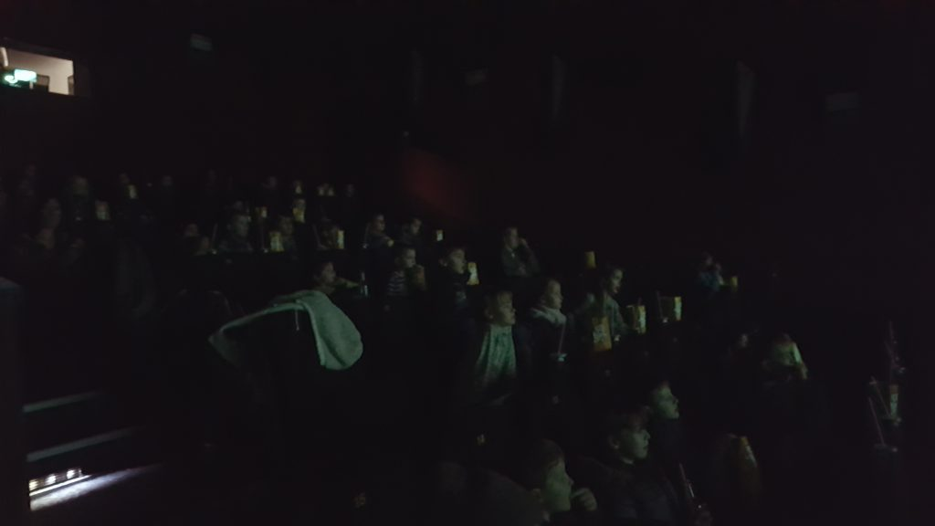 Die Salvator-Schule im Kino