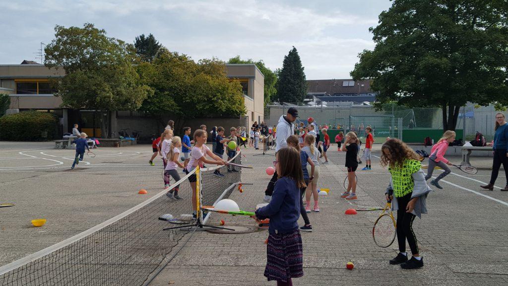 Tennis mit dem TC Bayer Dormagen